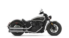 10Indian Scout Sixty now comes in a two-tone colour scheme - Indian starts selling a silver and black Scout Sixty at the start of the riding season