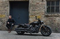 Indian Motorcycle Scout Bobber-2
