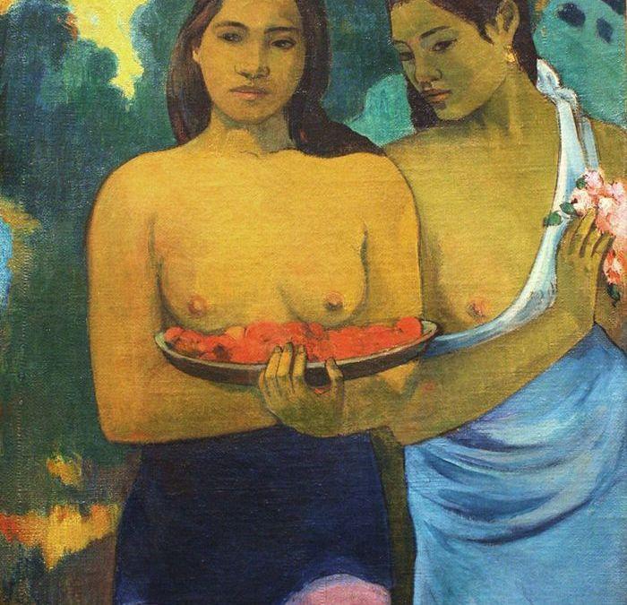 «Gauguin y el viaje a lo exótico» en el Museo Thyssen