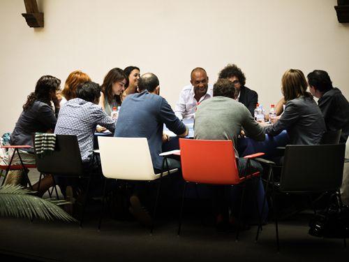 mesa trabajo edicion anterior el dia club creativos encuentro creadores creativos