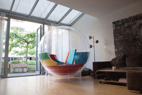 burbuja cocoon 1 de micasa lab