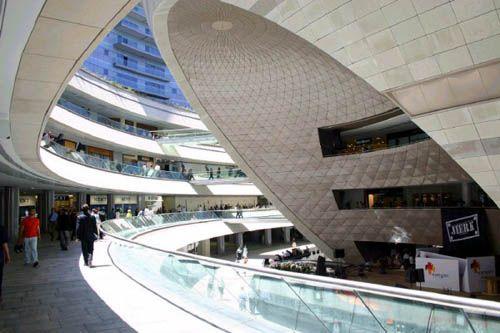 centro comercial lujo mall of emirates dubai
