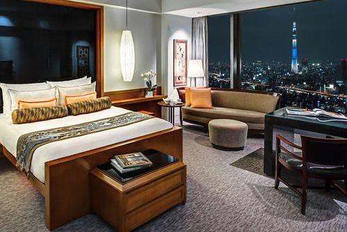 habitacion hotel lujo mandarin oriental tokyo