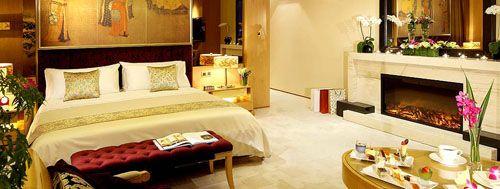 dormitorio hotel lujo pangu plaza