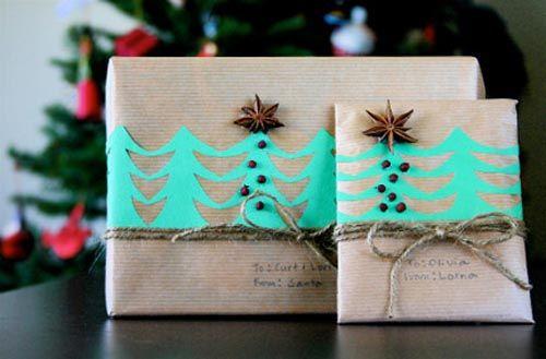 Originales ideas para envolver regalos