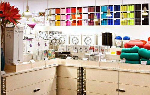 estanteria productos tienda tiger