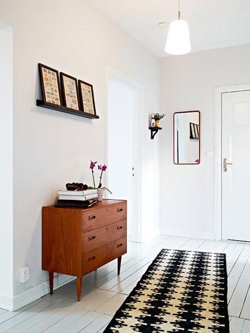 aparador retro pasillo etxekodeco.blogspot.com.es