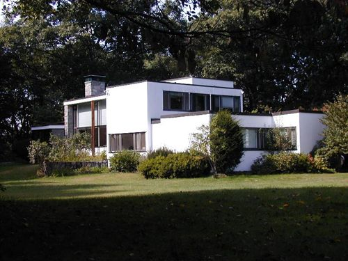 brehuer house walter gropius