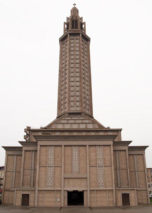 iglesia saint joseph le havre archikey.com