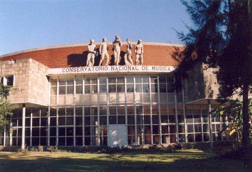 conservatorio nacional musica mexico