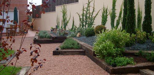 decoracion jardin exteriores libro