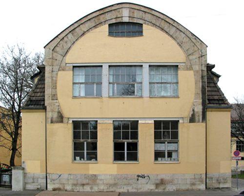edificio bauhaus weimar