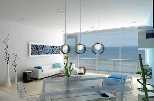 Iluminación de diseño, crea diferentes ambientes
