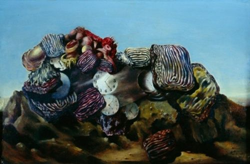 the civilizing influence dorothea tanning