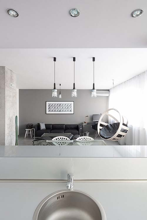Apartamento Minimalista.