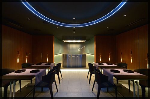 Restaurante Aronia de Takazawa.