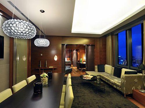 suite presidencial imagen general hotel eurostars