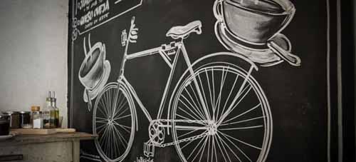 dibujo bicicleta cafe madriddiferente.com