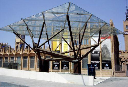 exterior caixaforum barcelona camarahispano-turca.org