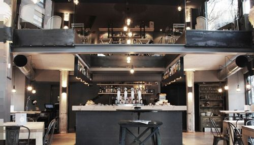 dos plantas restaurante whitby madrid helensblogbyka.blogspot.com