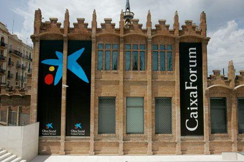 fachada caixaforum barcelona facebook caixaforum