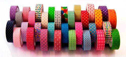 cintas colores diy lienime.blogspot.com