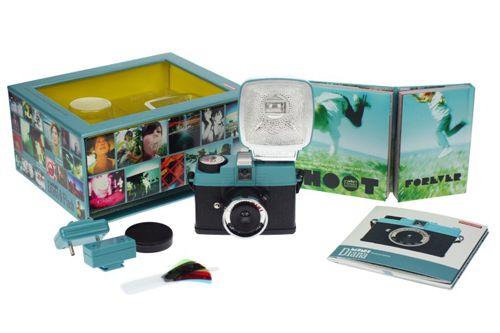set accesorios diana mini lomography