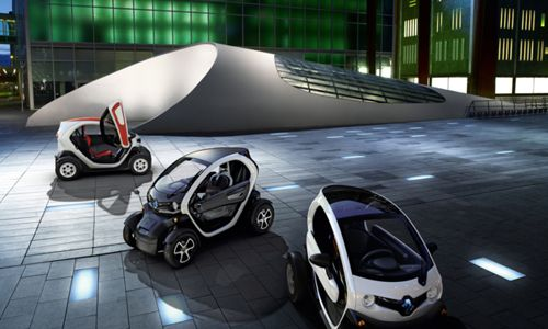 coche compacto diseño