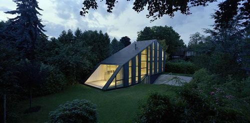 w house berlin mimetismo bosque