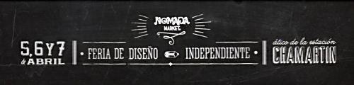 back to school logotipo nomada market