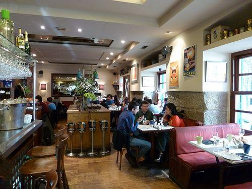 interior cafe oliver madrid larecomendadora.com