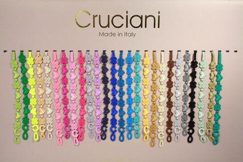 pulseras cruciani colores patricia-mylife.blogspot.com.es