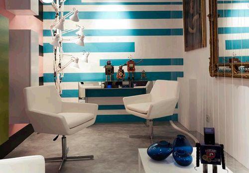 decoracion azules encarna romero casadecor.es
