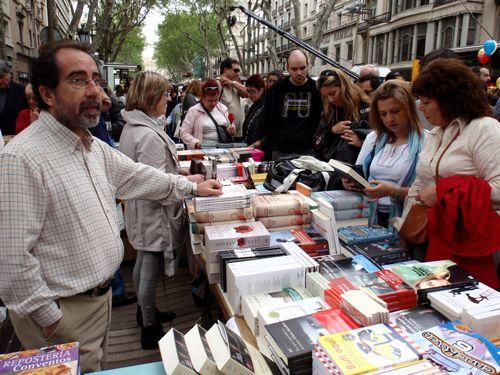 libros calle dia mundial libro naturpixel.com