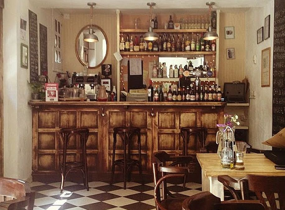The toast cafe, brunch y cultura en uno