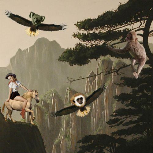 marina morales collage victoria art