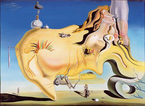 Dalí en el Museo Reina Sofía