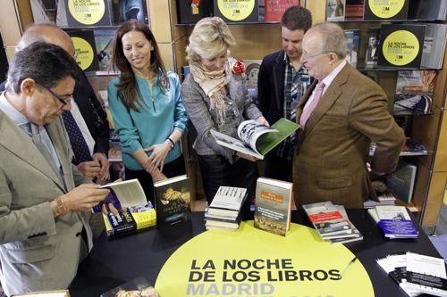 presentacion noche libros dia mundial libro culturama.es