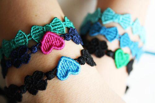 pulseras cruciani colores facebook