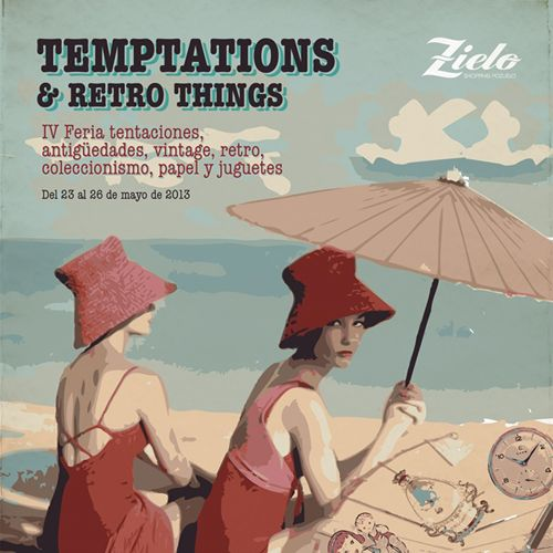 IV edición de Zielo Temptations & Retro Things