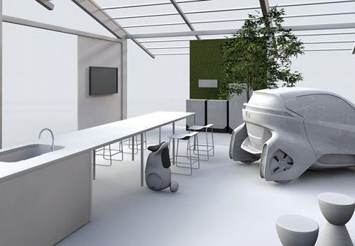 Honda en la exposición House Vision 2013