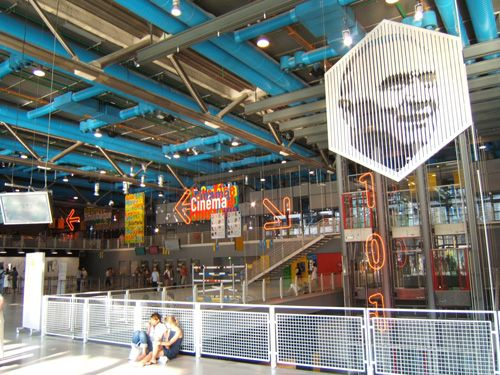 hall interior centro pompidou everystockphoto.com