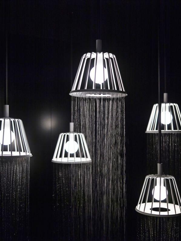 lampara ducha diseño