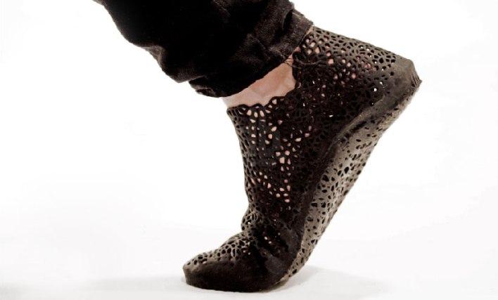 calzado creado impresion 3D