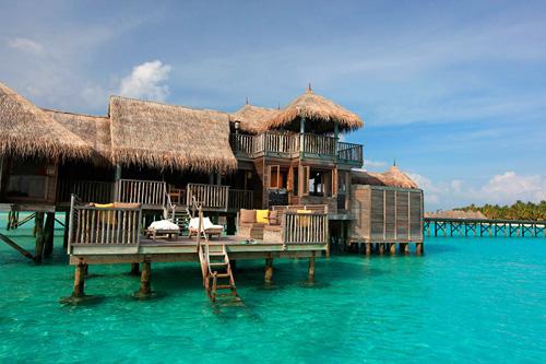 Resort Gili Lankanfushi.