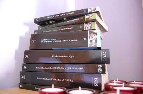 Libros Murakami
