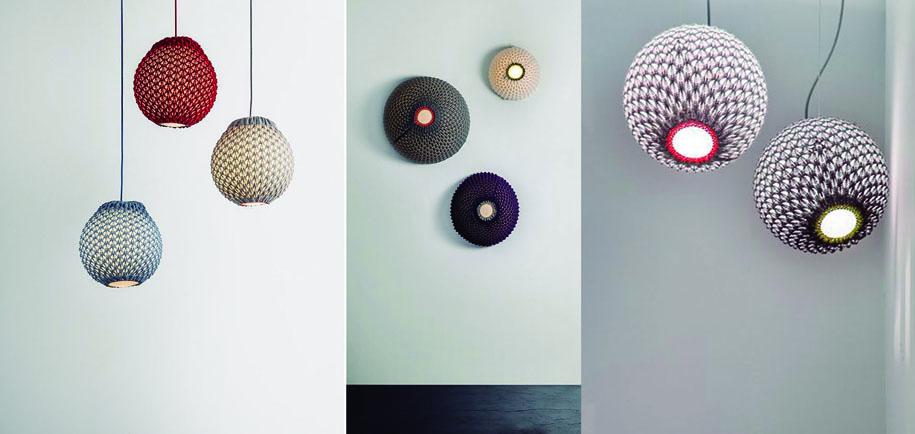 Lámparas de diseño firmadas por Ariel Zuckerman