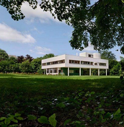 Le Corbusier: Un Atlas de Paisajes Modernos