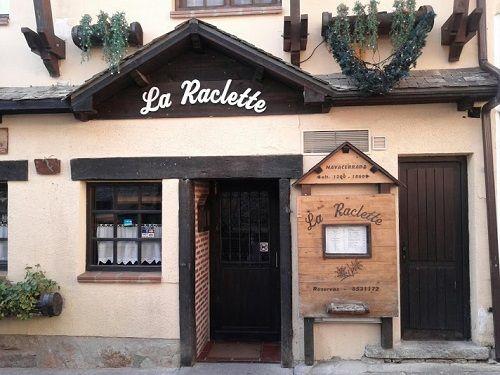 Restaurante la Petit Raclete