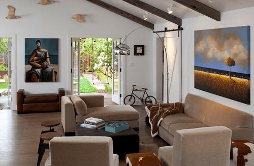 Mill Valley living room